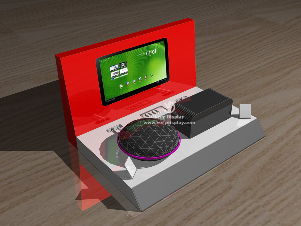 Speaker Counter Display