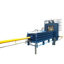 Wiederverwertung der automatischen langen Metall-Guillotinen-Schermaschine
