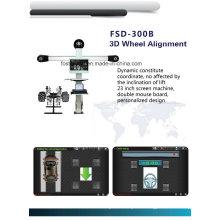 Fsd-300b 3D-Radausrichtung