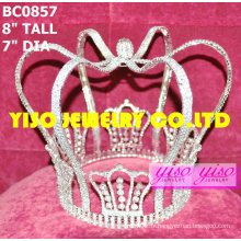 King design strass couronne