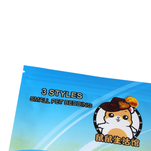 Hamster Pad Material Self-Sealing Packing Bag