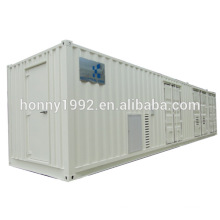 Outdoor High Voltage Electric Transformer Substation