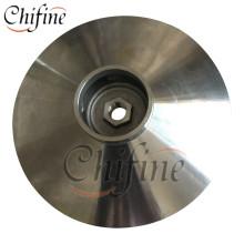 Precision Alloy Steel Metal Foundriy por Silical Sol Cast