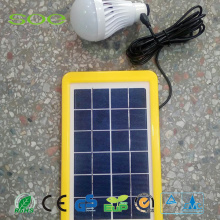CE Rohs Impermeable Solar LED pared de luz