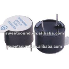 electromagnetic buzzer diameter 12mm height 9mm electronic buzzer
