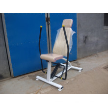 Стальная труба для фитнес-оборудование/ гидравлические сидящая жим от груди