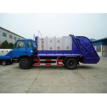 10 CBM Сжатый мусоровоз (Dongfeng)
