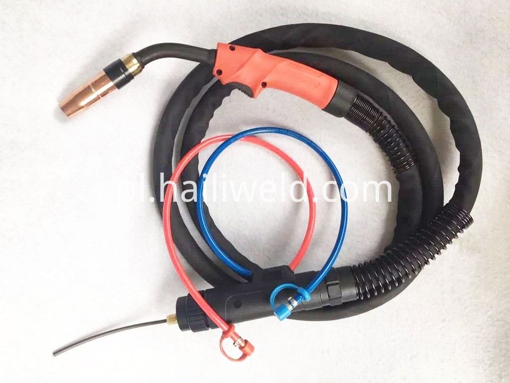 Aw5000 Water Cooled Mig Welding Torch