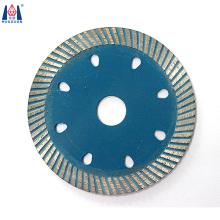 105-230mm Huazuan Manufacture Diamond Cutting Disc Diamond Turbo Cutting Blade