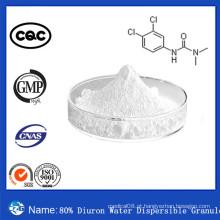 80% de Efeito Rápido 330-54-1 Herbicídio Agroquímico Wp Diuron
