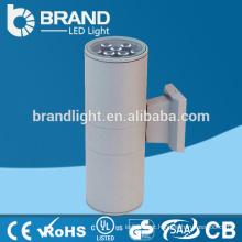 Impermeável IP65 2 * 10W alta potência lâmpada de parede ao ar livre LED, CE RoHS