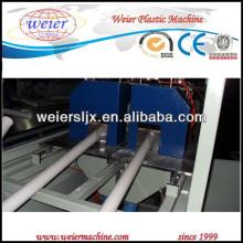 conduit rigid PVC pipe production machine line