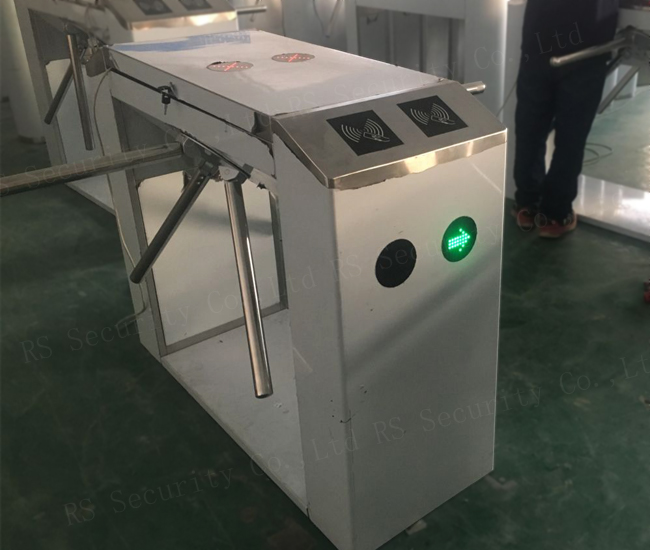 Bidirectional Tripod Turnstile