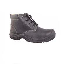 De Buena Calidad Profesional PU / Leather trabajador Trabajadores Zapatos de seguridad industrial