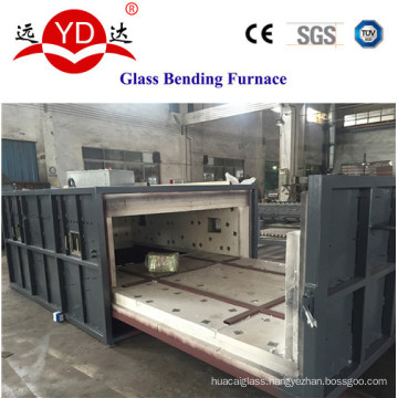 Hot Tempered Glass for Furniture Glass Bending Furnace