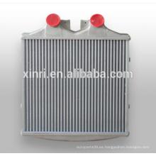 Refrigeración intercooler turbo para Mercedes BENs 500 Intercooler serie A6955007201 6885017101