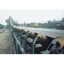 Correa de transmisión plana de goma del cable del algodón para la máquina