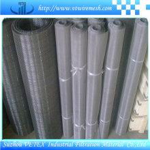 Malla de filtro de acero inoxidable utilizada para alimentos