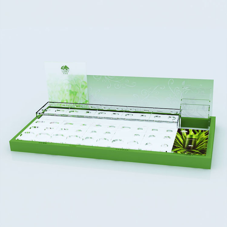 Acrylic Perspex Beauty Display Stands Display Beaty Products