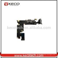Cable de carga de la toma del auricular del puerto de carga para el iPhone 6 más