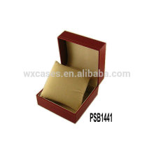 high quality leather watch box for single watch wholesales