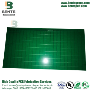 2 Layer PCB FR4 Tg150 Ultra-thin Large Board 1oz ENIG 2U