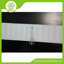 Made in china cortinas, cinta de gancho, cinta de cortina dubai