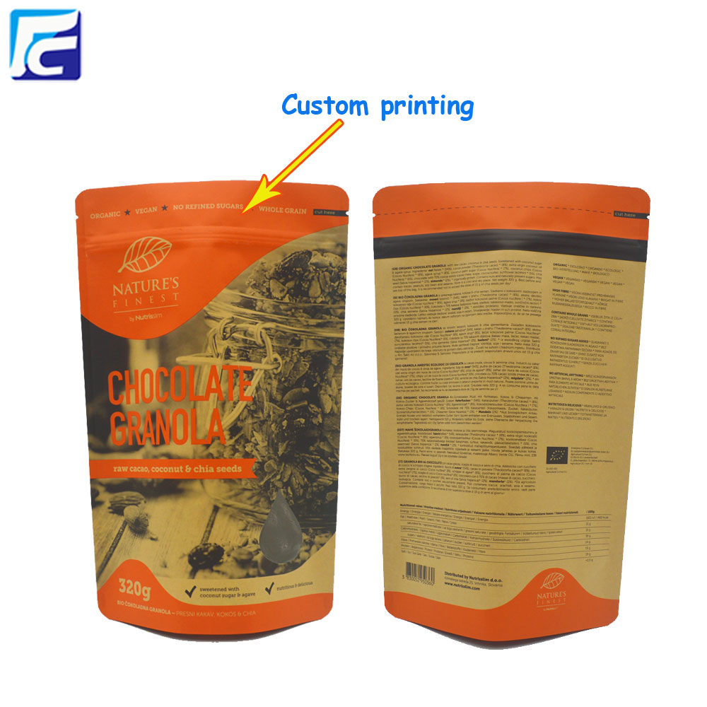 Paper Dried Food Bag