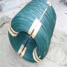 PVC Green Electro Galvanized Iron Wire