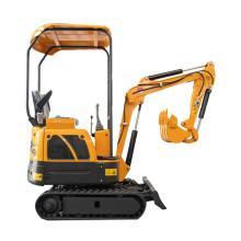 Mini excavadora XN12 para granja y jardín