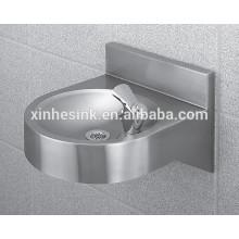 Нержавеющая сталь настенное крепление тазика мытья, коммерческих раковина мытья руки