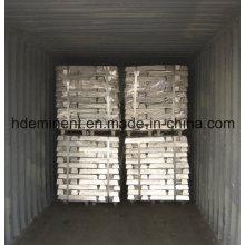 Чистые цинковые слитки 99,95% для литья под давлением