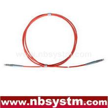 10Gb Corning Cable de fibra óptica, LC-LC Multimodo Simplex (50/125 Tipo) Naranja
