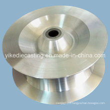 Customized Aluminum Alloy Machining Part for Yacht