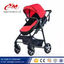 3 in 1 baby stroller / 2017 NEW model baby stroller / baby stroller with good pram