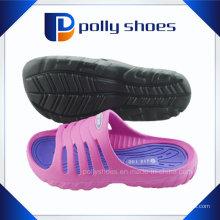 Dernières sandales de mode, dernière pantoufle design