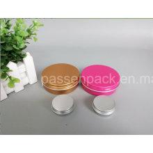 Jarra de alumínio colorido para embalagem de velas de fragrância (PPC-ATC-007)