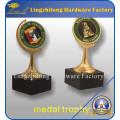 Medallas de los premios Super Star Gold Tone Winner