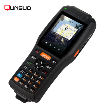 Robuster Handheld Android PDA Terminal Barcode-Scanner