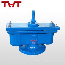 Ductile iron automatic double orifice air release valve