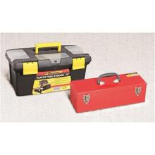 Hand Tools Metal Single Trays Tool Box OEM Hardware Tools