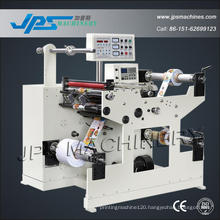 Auto/Automatic Sticker Label Paper Slitting Rewinding Machine (Slitter Rewinder Machine)