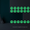 Custom Die Out Removable Vinyl Glow In The Dark Wall Stickers