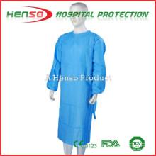 Vestido Cirúrgico Não Tecido descartable de HENSO