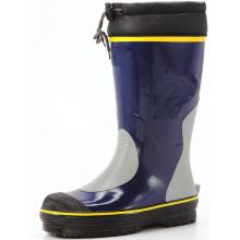 Men's Shining Sommerregen decken Stiefel mit Schwamm