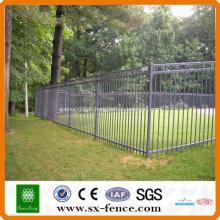 Clôture populaire en acier de haute sécurité (fabriqué en Chine)