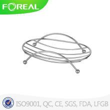 Hochwertige Metall-Draht-Seifenhalter