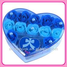 Seife rose Blume Valentinstag Geschenke künstliche Blume