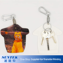 Sublimation Key Protection Cover Keychains