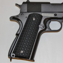 Hot sale 1911 g10 grips handle